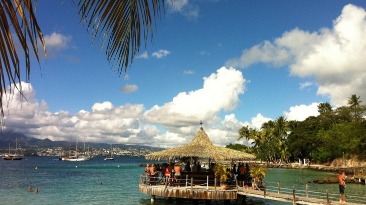 Drink Up The 5 Best Bars In The British Virgin Islands