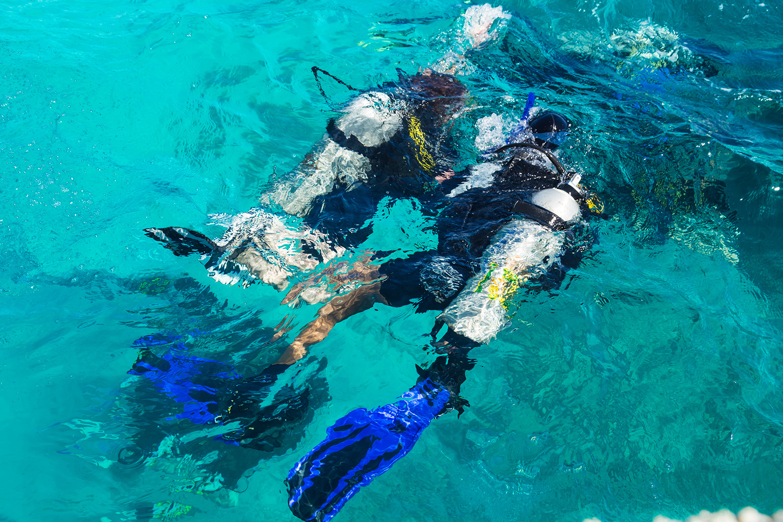 Try These Otherwordly Scuba Diving Sites In The Caribbean