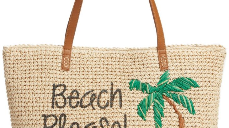 Nordstrom beach bag