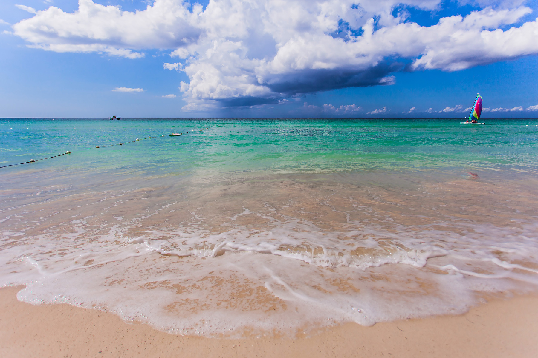 Destination Inspiration: Seven Mile Beach Of Jamaica